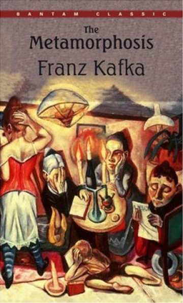 a plot summary of franz kafkas fanciful novel the metamorphosis (1) 'the metamorphosis' (1915), a 60-page short story, is the most famous work of franz kafka (2) on the surface of it, it's a simple fantasy , absurd story of gregor, the sole breadwinner in his debt-ridden family, comprising his aged parents, and teen sister, grete.